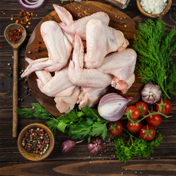 Aile de poulet